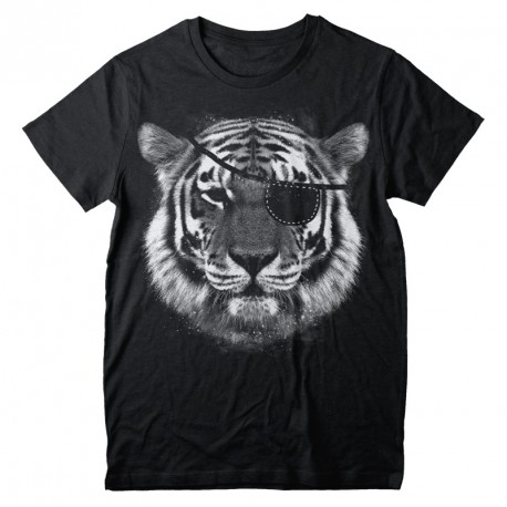 T-ShirtI Tigre Pirate