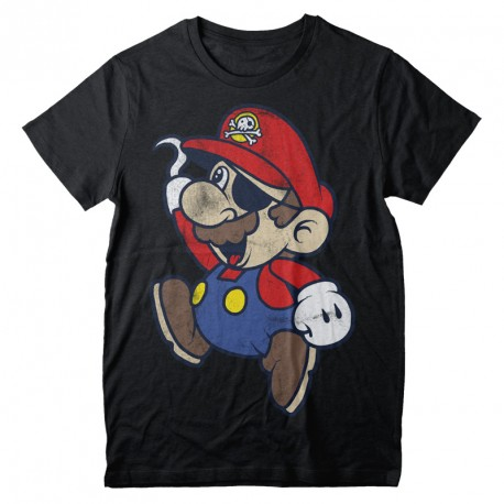 T-Shirt Super Mario Pirate