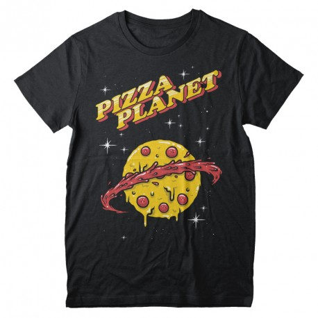 T-Shirt Pizza Planete