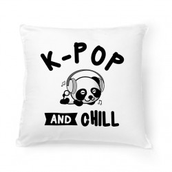 Coussin K-pop and chill