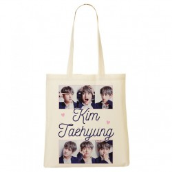Tote Bag Fan de... K-pop - BTS - Kim Taehyung