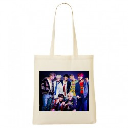Tote Bag Fan de... K-pop - BTS