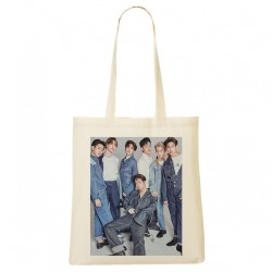 Tote Bag Fan de... K-pop - Got7 Portrait