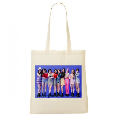 Tote Bag Fan de... K-pop - TWICE Portrait