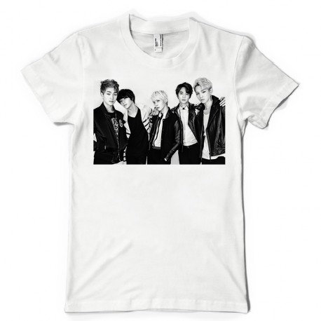 T-Shirt Fan de... K-pop - SHINee