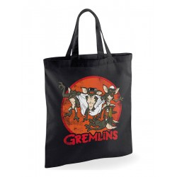 Tote Bag Gremlins - Retro Group