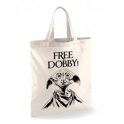 Tote bag Harry Potter - Free Dobby