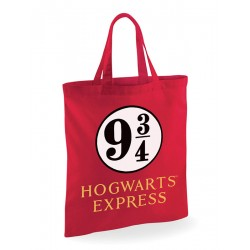 Tote bag Harry Potter - 9 And 3 Quarters