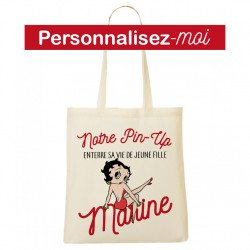 Tote Bag Notre Pin-up