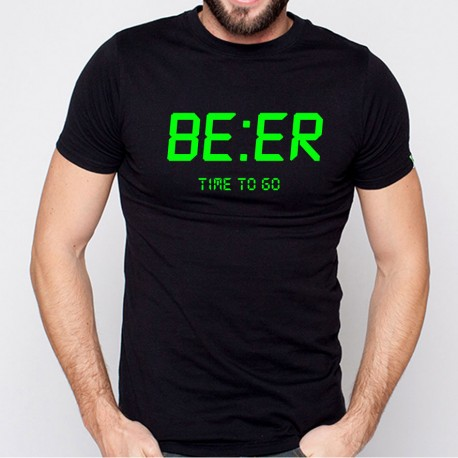 T-Shirt beer time