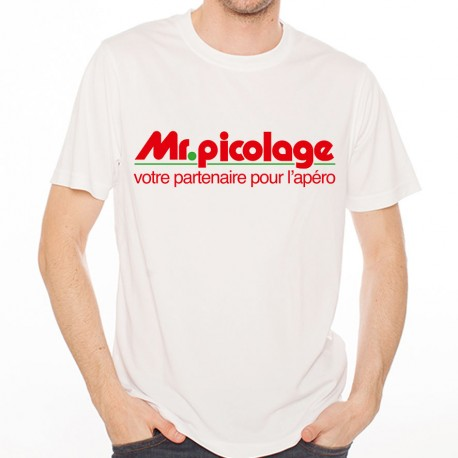 T-Shirt mr picolage
