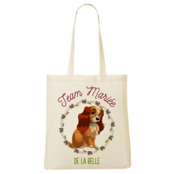 Tote Bag Team de la belle