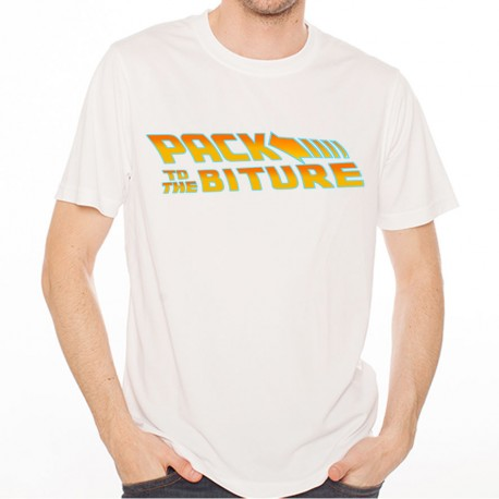 T-Shirt  pack to the biture