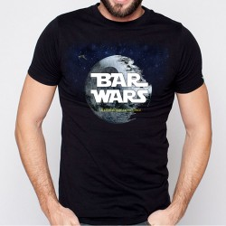 T-Shirt bar wars