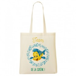 Tote Bag Team de la sirène