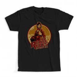 T-Shirt Rebel rebel fighter