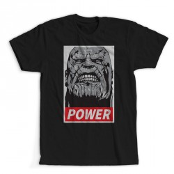 T-Shirt Power Monster