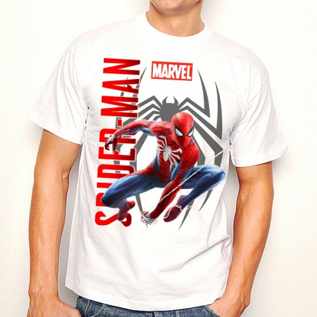 T-Shirt Spiderman 4 Marvel
