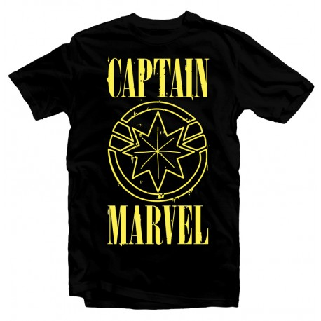 T-Shirt Capitaine Marvel Avengers