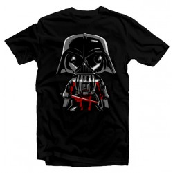 T-Shirt Dark Vador Star Wars toy