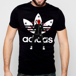 T-Shirt Deadpool Adidas Marvel Comics