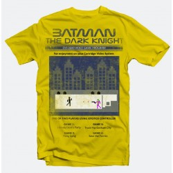 T-Shirt Batman Atari 2600 Parody Video Game