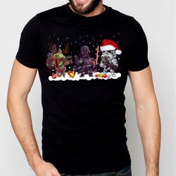 T-Shirt Star Wars Joyeux Noël