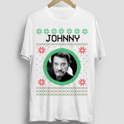 T-Shirt Johnny Noël