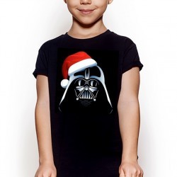 T-Shirt enfant Dark Vador Star Wars Noel