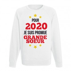 Sweat 2020 Promue Grande soeur