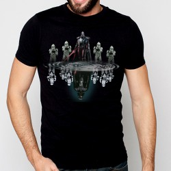 T-Shirt Star Wars Water Miroir