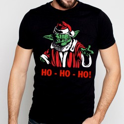 T-Shirt Star Wars Noël Ho Ho Ho