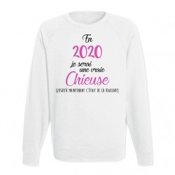Sweat 2020 une vraie chieuse
