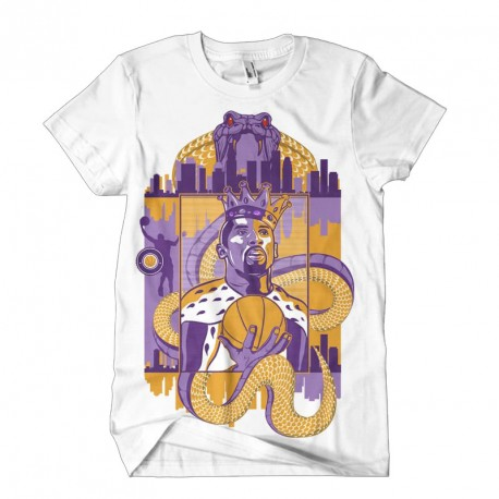 T-Shirt Kobe black mamba