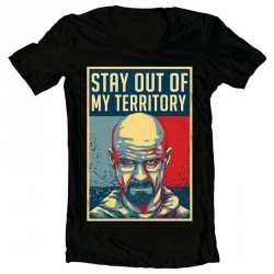 T-Shirt Breaking bad Social distancing