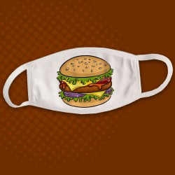 Masque Hamburger