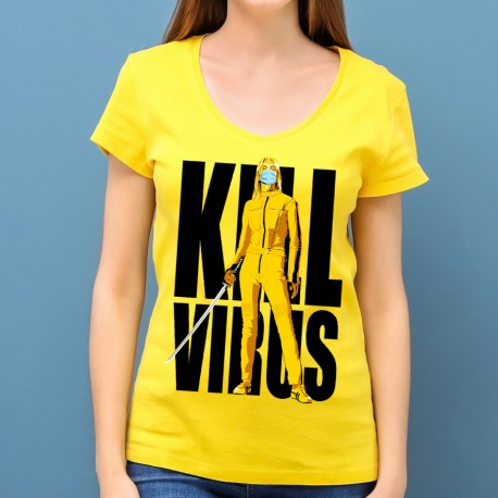 T-Shirt Kill Bill virus