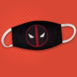 Masque Deadpool logo