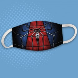Masque Spiderman logo