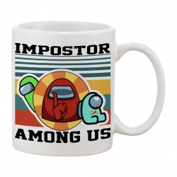 MUG Impostor Among Us game