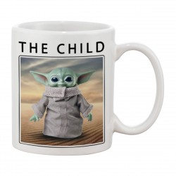 MUG Mandalorian The Child