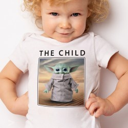 T-Shirt bébé Mandalorian The Child