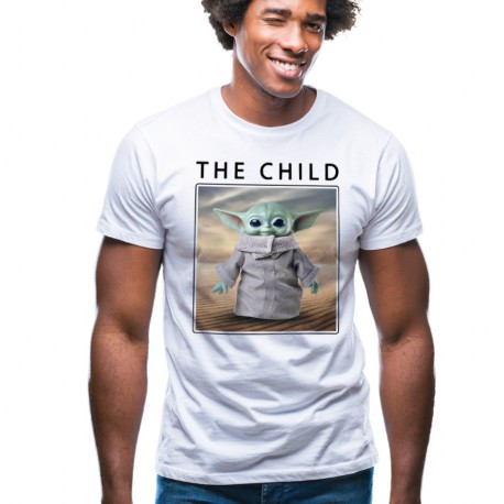 T-shirt Mandalorian The Child