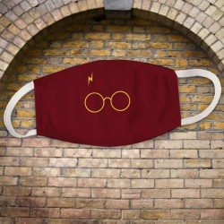 Masque Harry Potter lunette