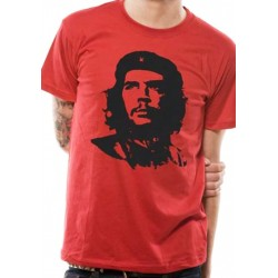T-Shirt Che Guevara - Rouge