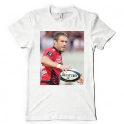 T-Shirt Fan de... Jonny Wilkinson Rugby