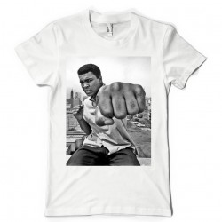 T-Shirt Fan de... Muhammad ALI