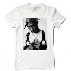 T-Shirt Fan de... 2Pac