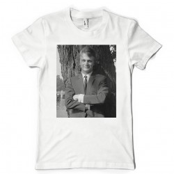T-Shirt Fan de... Claude François nb
