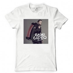 T-Shirt Fan de... Claudio Capeo
